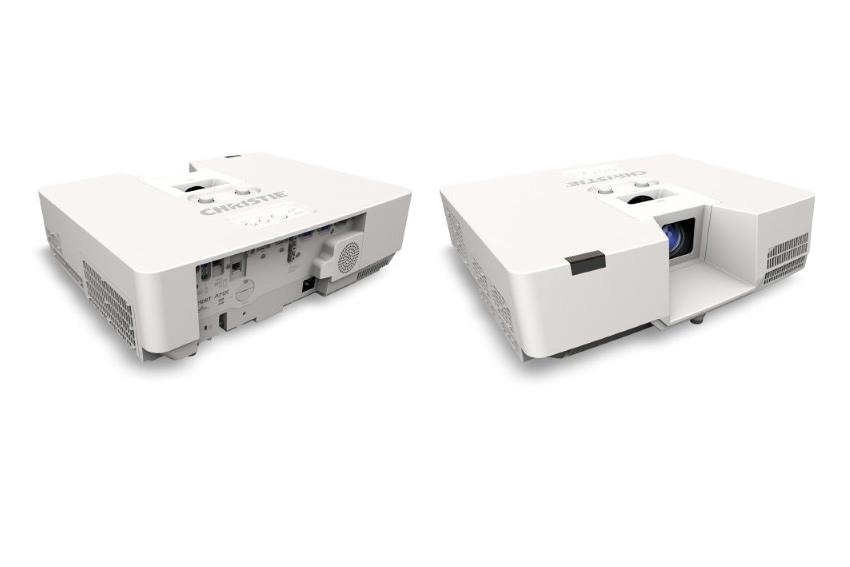 Christie série APS : deux vidéo projecteurs 3LCD à éclairage laser