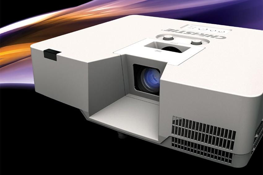 Christie série APS : deux vidéoprojecteurs 3LCD à éclairage laser
