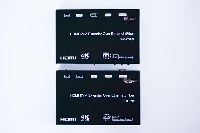 e-Boxx EFE-HDMI-120 vue de dessus
