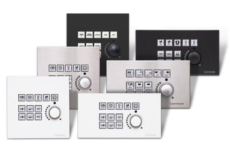 Lightware RAP-B511 : un nouveau clavier contrôleur avec Event Manager
