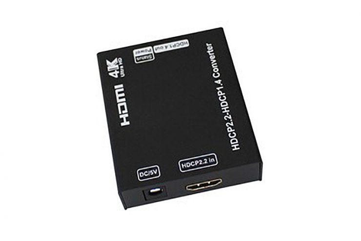 Convertir le HDCP 2.2 en HDCP 1.4 grâce à e-Boxx