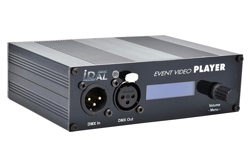 ID-AL EVP380 : un lecteur de show control qui sait tout faire et prêt à l'emploi