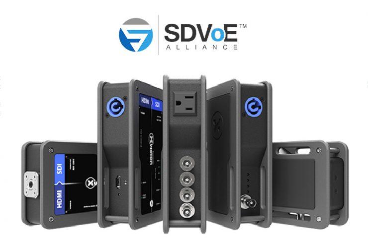 Theatrixx rejoint la SDVoE pour développer la vidéo sur IP sans compression