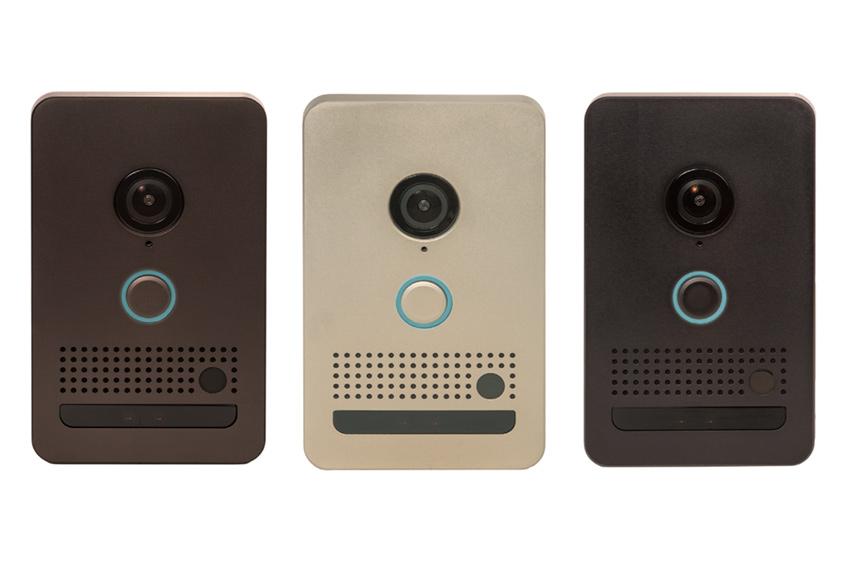 Elan ajoute un portier vidéo à sa gamme domotique