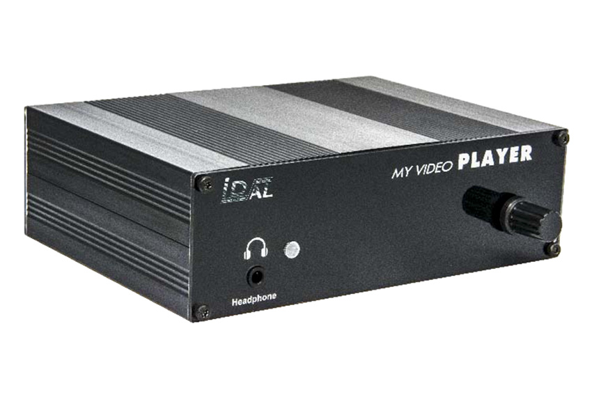 ID-AL VP330 et VP320 : des players vidéo 4K HDR parfaitement autonomes