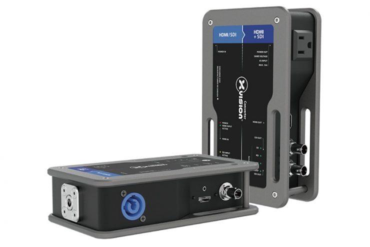 Une très pratique interface SDI/HDMI bidirectionnelle chez Theatrixx
