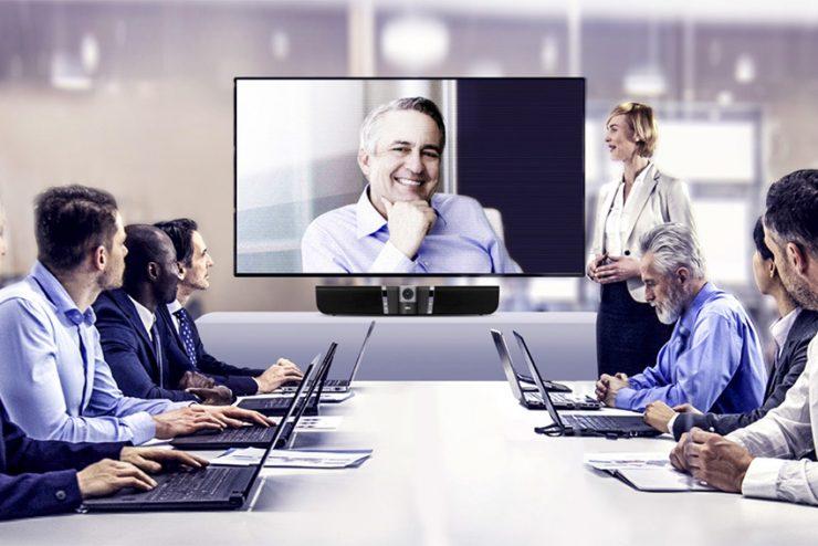 VB342+, version améliorée de la barre de son vidéo pour salle de réunion