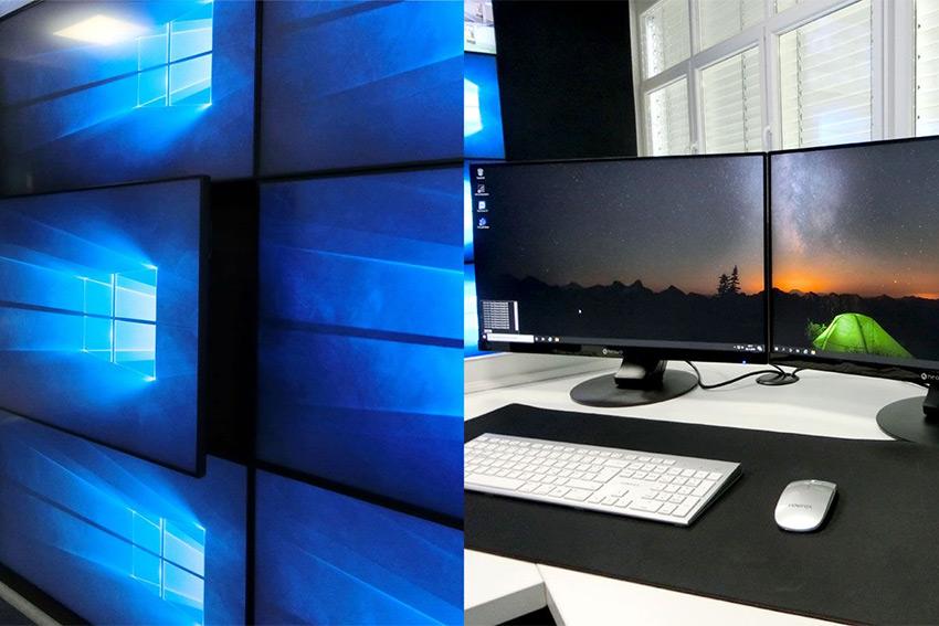 L'écran AG Neovo PD-55 est idéal pour les salles de contrôle