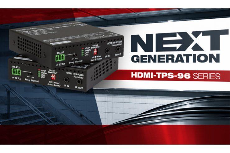 Lightware met à jour son mini extendeur HDBaseT HDMI-TPS-96