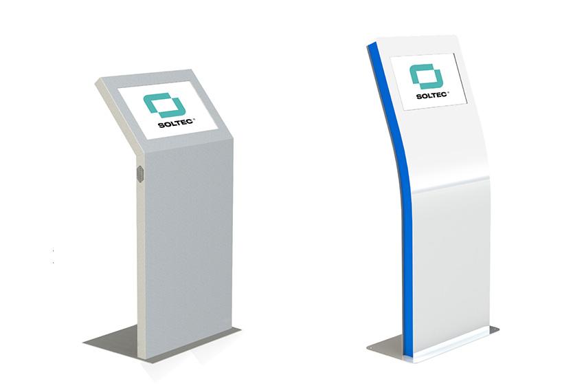 Les bornes interactives personnalisables signées Soltec