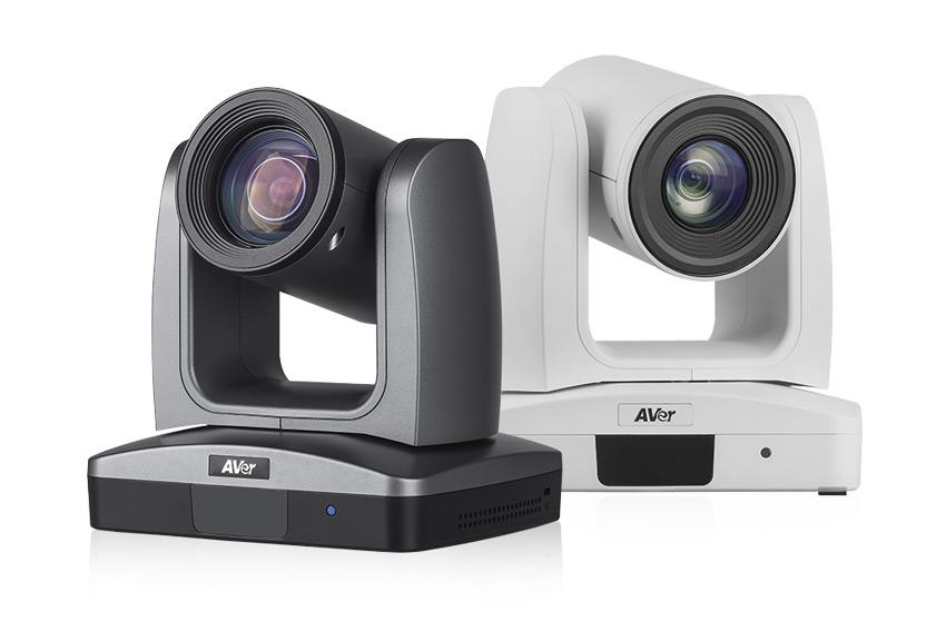 AVer PTZ330 et PTZ310 : deux caméras professionnelles motorisées à la mise au point ultra rapide