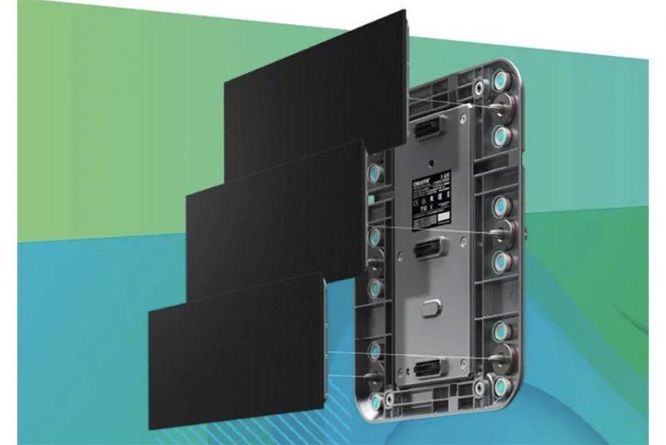 Les Christie MicroTiles sont les premiers panneaux LED compatibles 3D