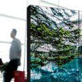 Découvrez les supports muraux OMB In-Out pour les murs d'images