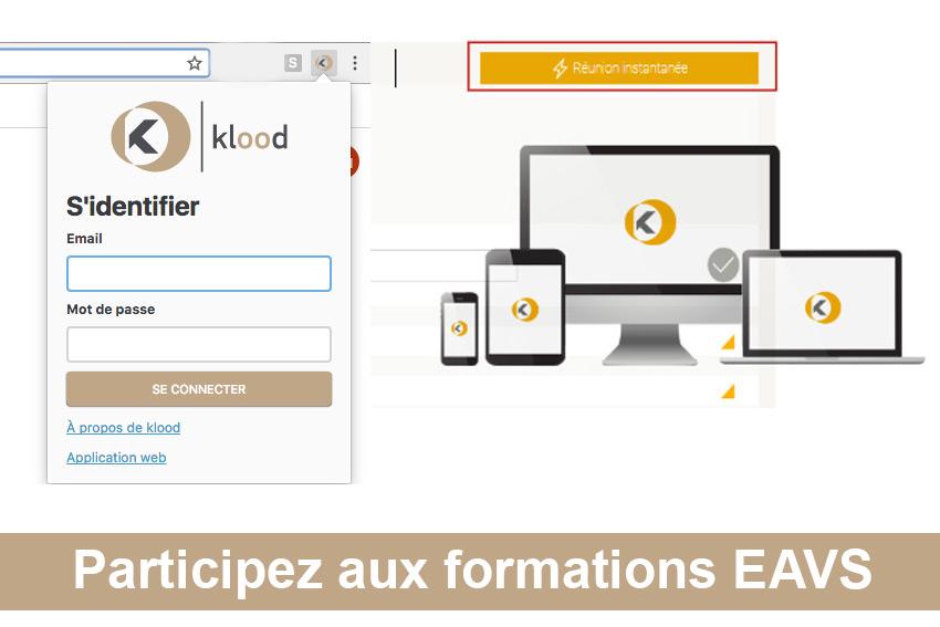 Suivez les nouvelles formations en ligne EAVS