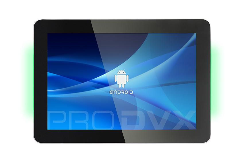 """ProDVX APPP-10DSKPL : une tablette Android 10.1"""" dédiée à la réservation de salle"""