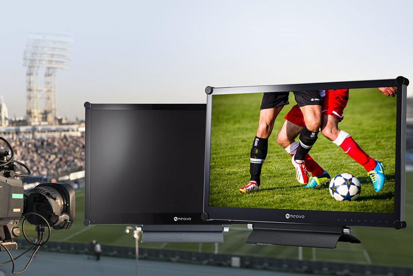 AG Neovo HX-24G : un moniteur 24/7 pour le broadcast et la vidéosurveillance
