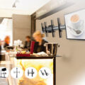 Audipack FLEX 800 : la solution de montage murale flexible pour tous les moniteurs