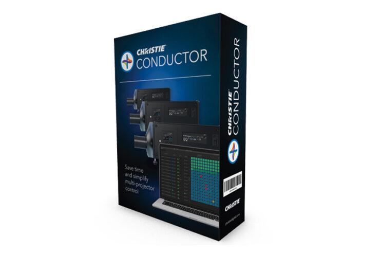 Avec Christie Conductor, supervisez jusqu'à 256 vidéoprojecteurs 3DLP