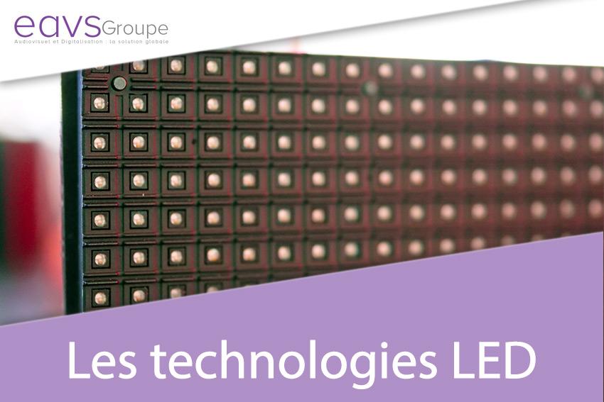 [Dossier] Les différentes technologies d'écrans et de panneaux LED