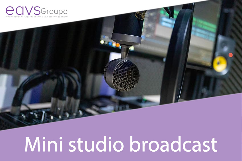 [Guide] Comment monter facilement un mini studio broadcast ?