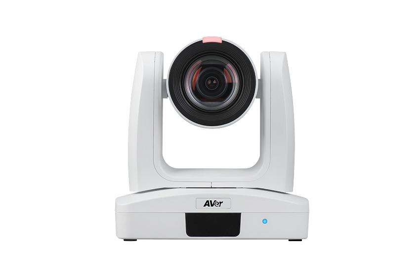 La caméra intelligente AVer PTC310H traque toute seule le présentateur