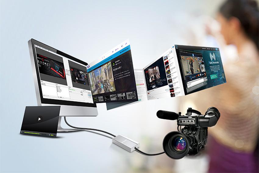 AVer ExtremeCap : des mini boîtiers pour streamer facilement à partir d'une caméra ou d'un appareil photo