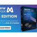 Christie Mystique Lite : un logiciel gratuit pour aligner et mélanger jusqu'à 3 vidéoprojecteurs