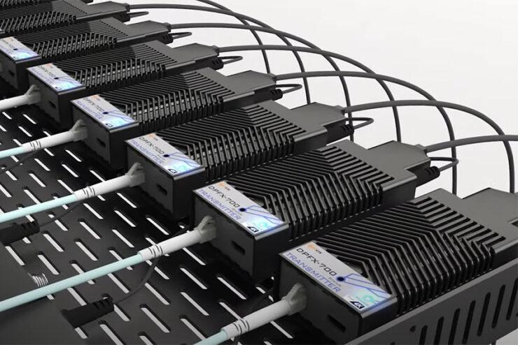 Extenders Opticis DisplayPort optiques : longue distance, sans latence, ni interférence