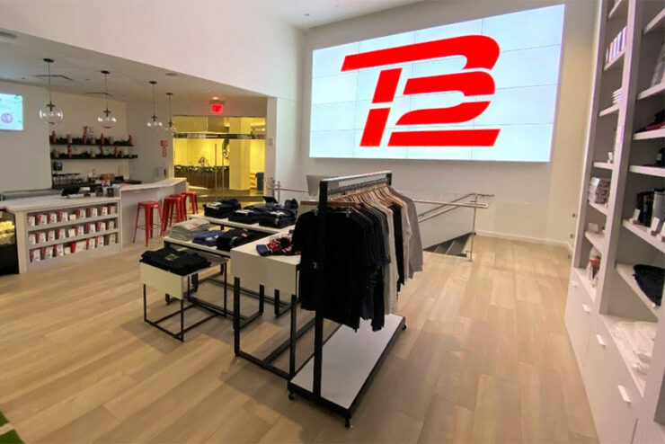 La boutique et le centre sportif de Tom Brady à Boston sont équipés par Elan & Xantech