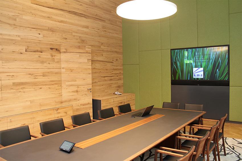 Les barres de son Audipack personnalisées et personnalisables pour les salles de réunion