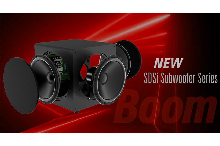 SpeakerCraft SDSi : la nouvelle gamme de caissons de basse bénéficie de l'héritage de Sunfire