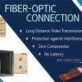Découvrez comment Opticis fabrique ses propres convertisseurs optiques pour le HDMI, le DisplayPort, le SDI et l'USB