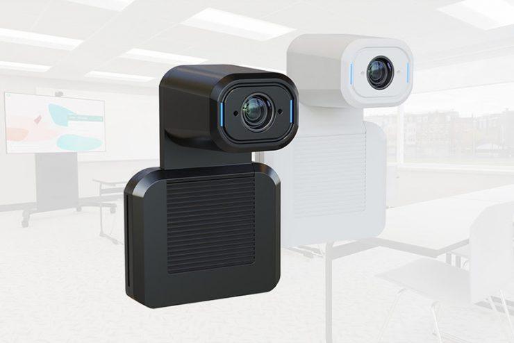 Vaddio IntelliSHOT : caméra & micros pour la visio avec auto-tracking et ePTZ