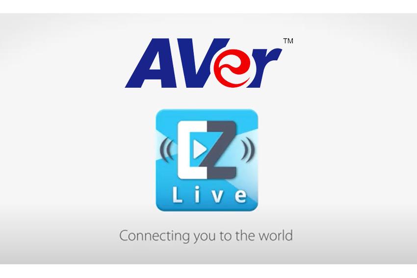 AVer EZ Live : l'application PC/Mac pour enregistrer et streamer les caméras et son écran