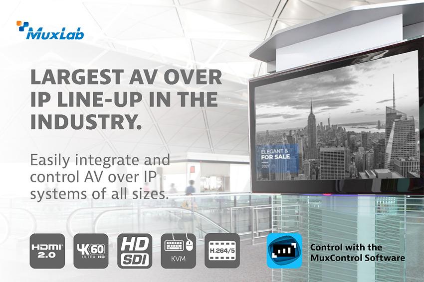 DVI ou HDMI : choisissez votre extender KVM sur IP avec MuxLab