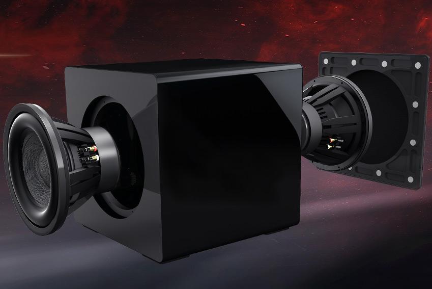 SpekerCraft dévoile un nouveau caisson de basse haut de gamme, le XTEQi-12