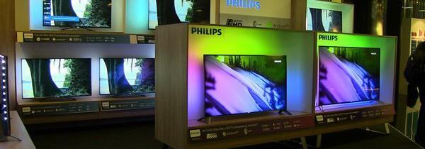Philips : des TV qui misent sur Android, Ambilight et le jeu vidéo pour 2015