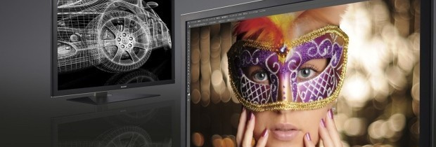 Sharp dévoile le premier écran 32'' à ultra-haute résolution basé sur la technologie IGZO